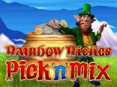 rainbow riches pick n mix