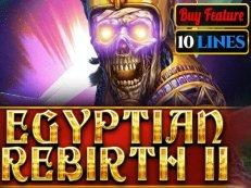 Egyptian Rebirth 2 10 lines